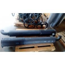 Глушитель с экраном 163-10017-02 ХТЗ